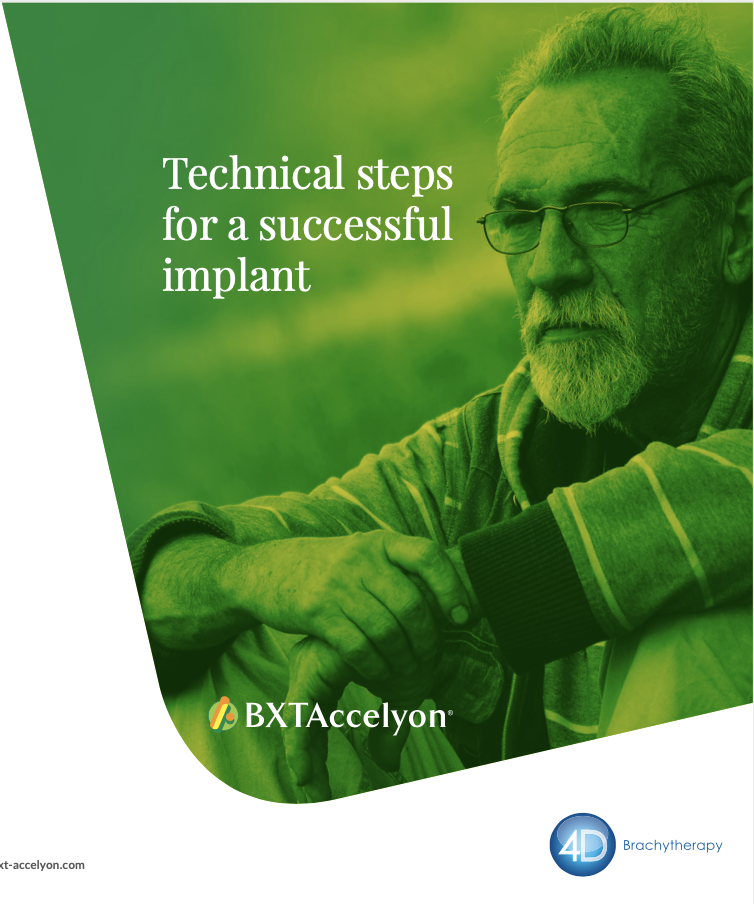 4D Brachytherapy Stepwise Brochure